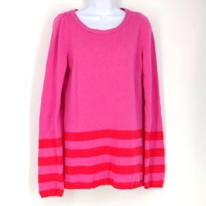 Banana Republic Pink Wool Cashmere Sweater Large